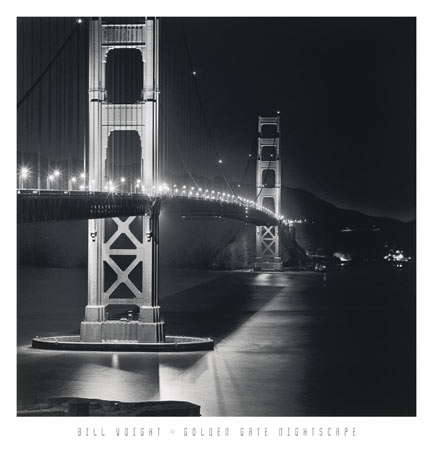 VOIGHT - Golden Gate Nightscape