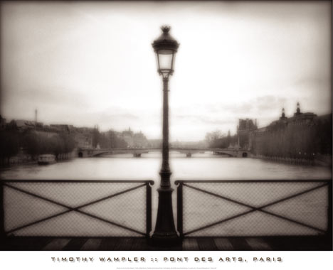 Wampler - Pont des Arts, Paris