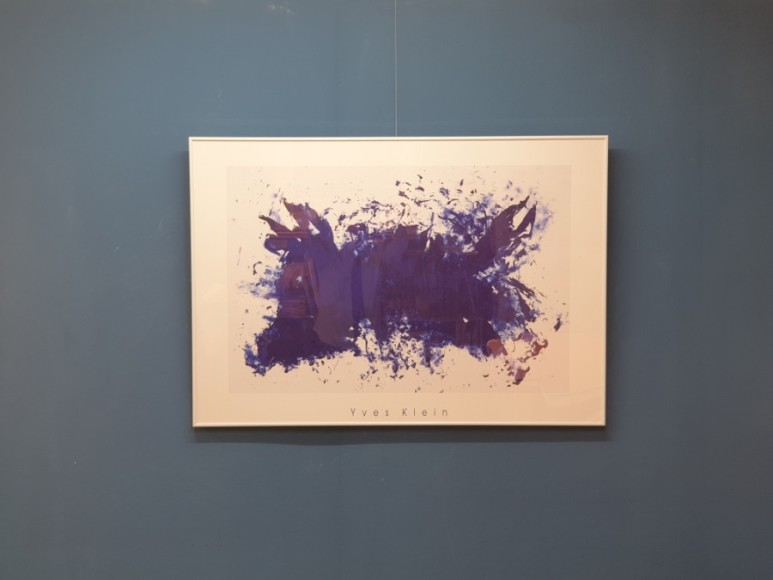 이브 클라인 YVES KLEIN - Hommage a Tennessee Williams