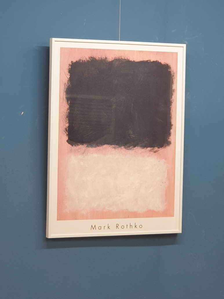마크 로스코 Mark Rothko - Untitled 1967
