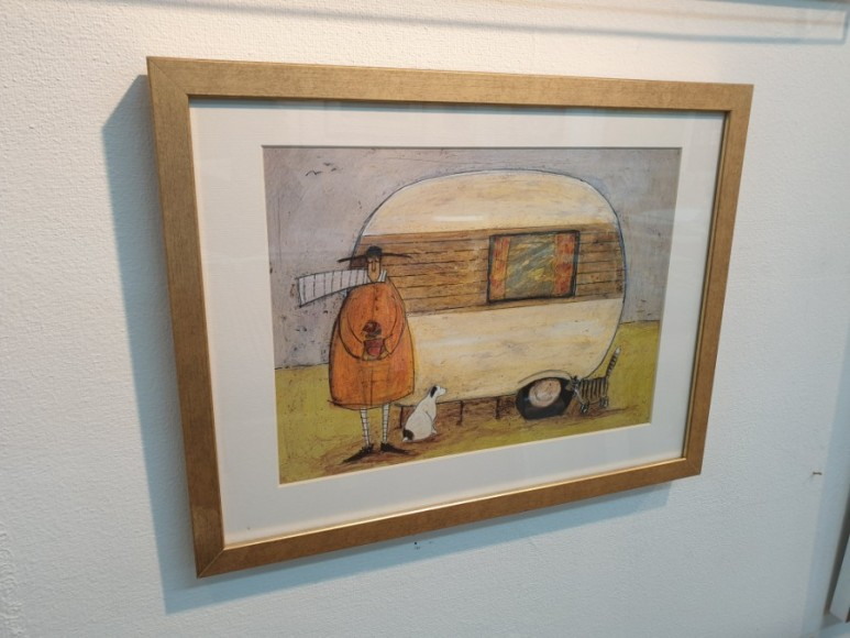 샘 토프트 Sam Toft  - Home From home